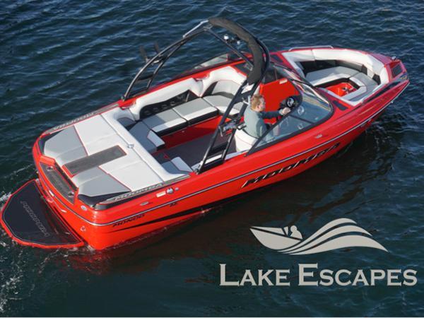 Lake Escapes Boat Rentals Image
