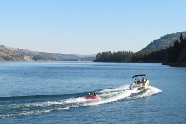 KJ Watersports Boat Rentals Image