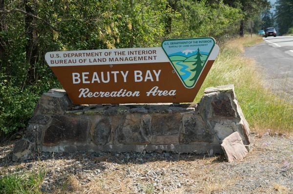 Beauty Bay Recreation Area