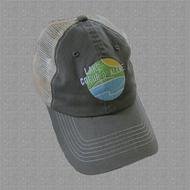 Lake CDA trucker hat
